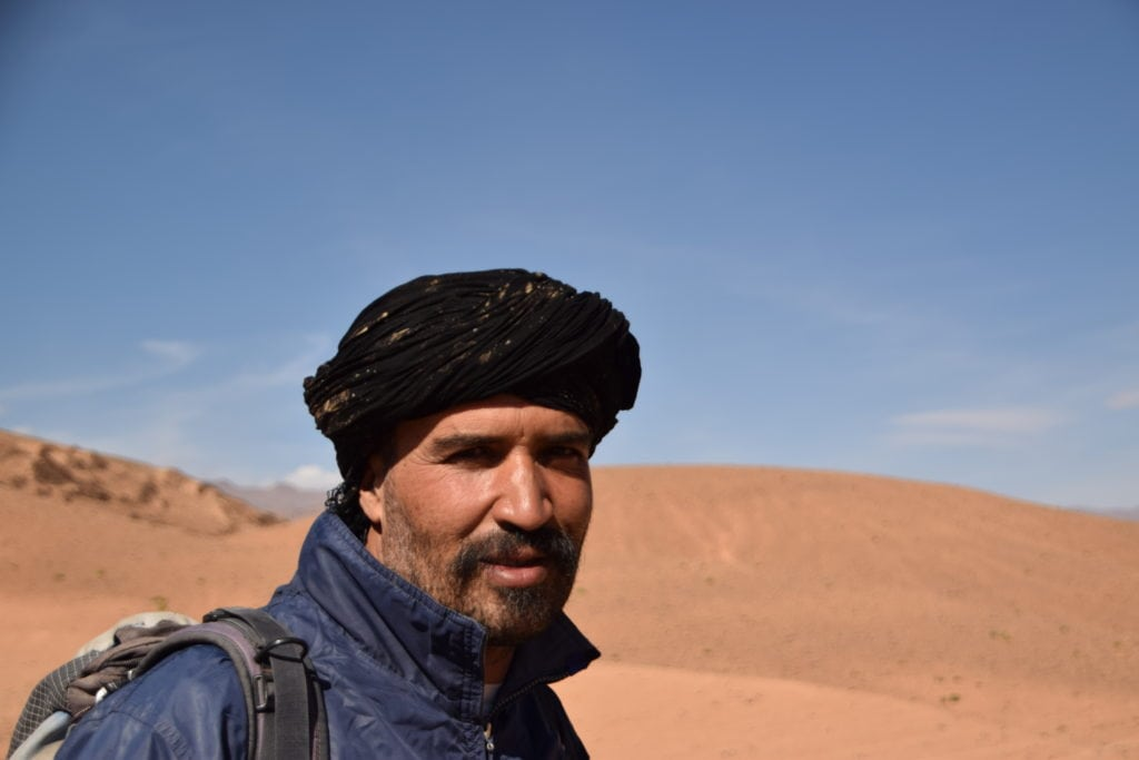 Mohamed, notre guide au Maroc