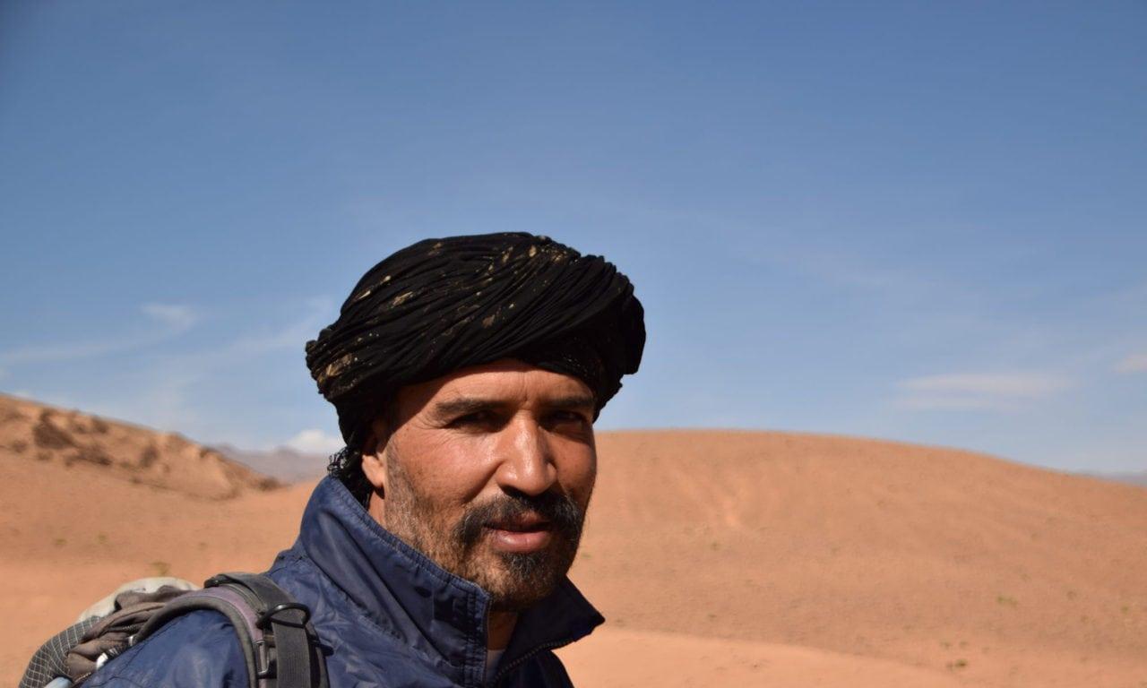 Mohamed - guide au Maroc