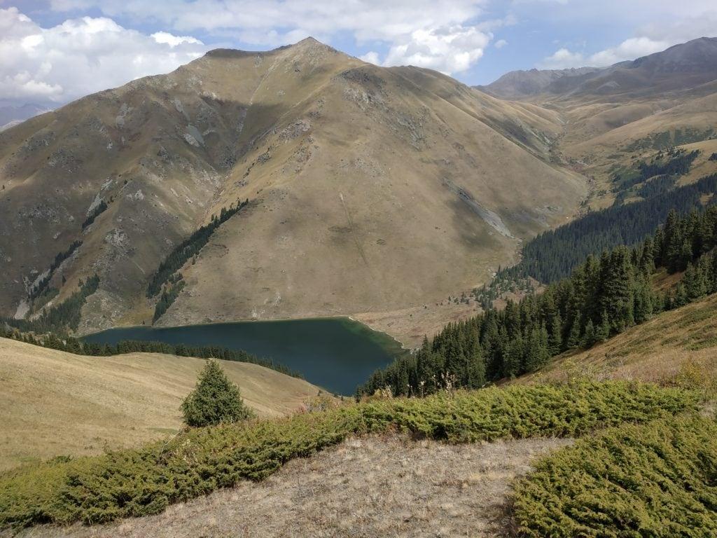 lac de Koel Kogur