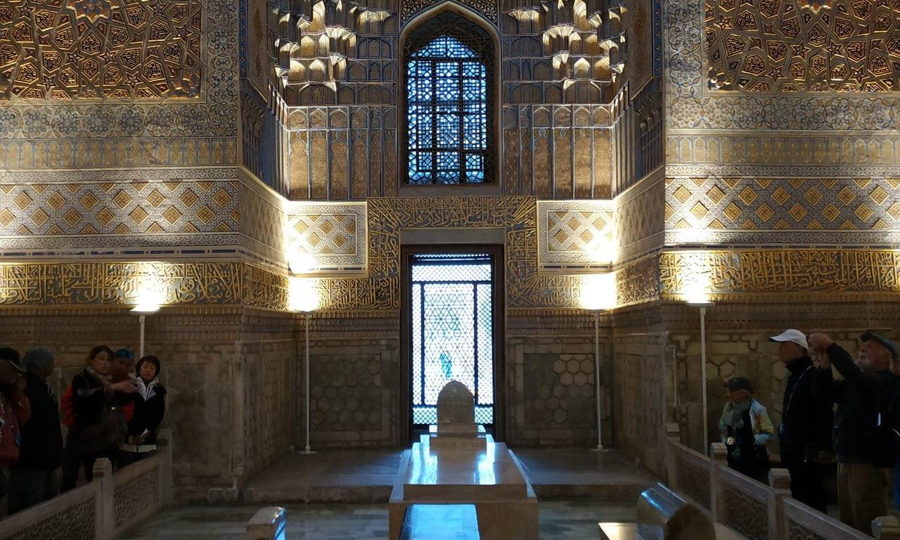 mausolée d'Amir Temur (Tamerlan)