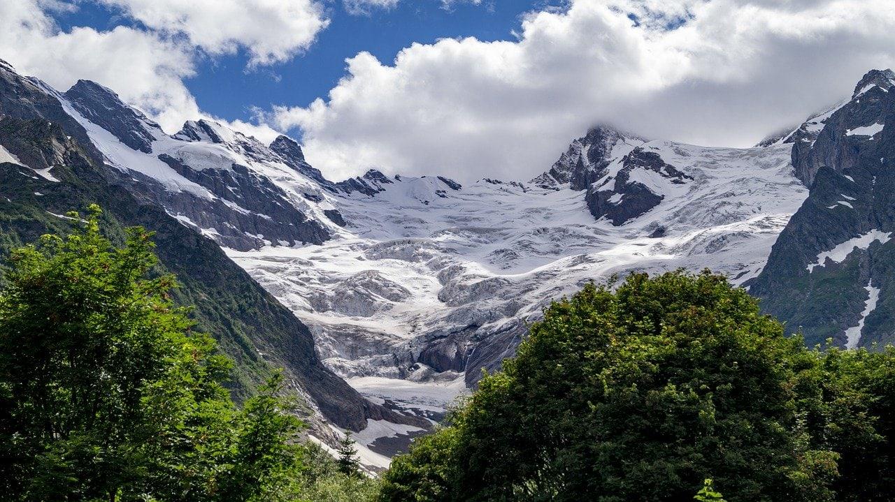 Montagnes de Kabardino-Balkaria