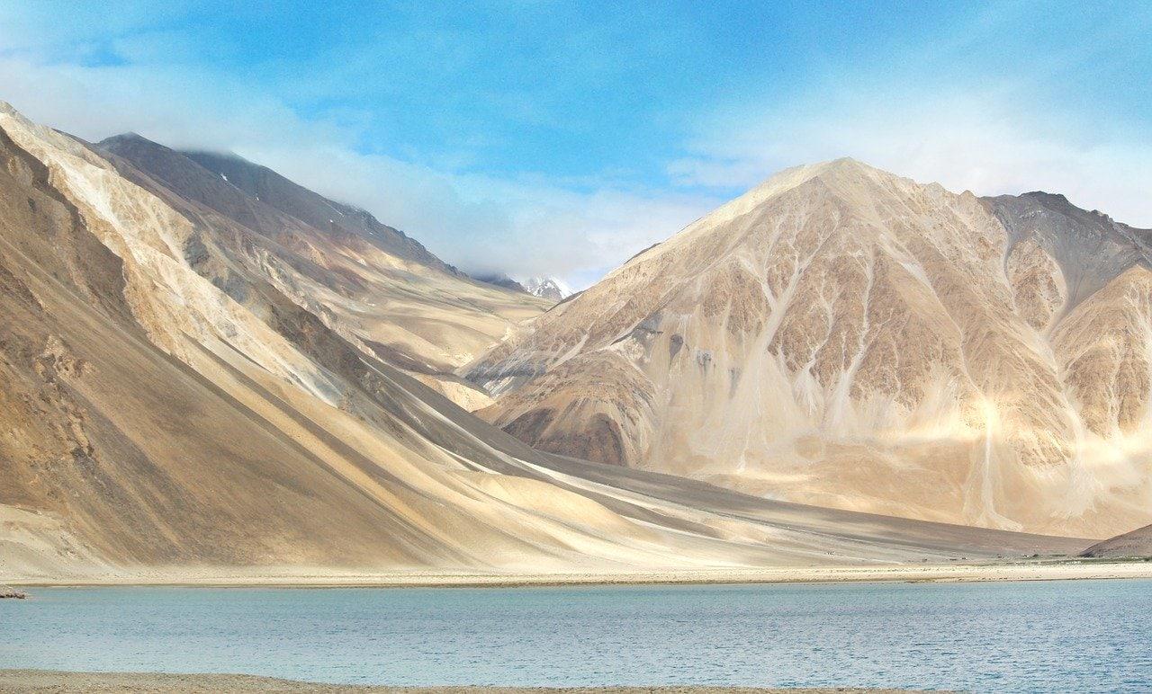 Montagnes du Ladakh en Inde