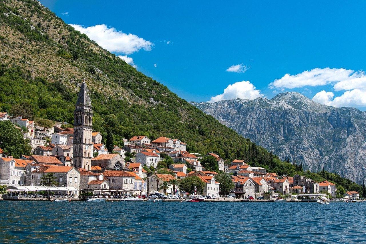 paysage du montenegro