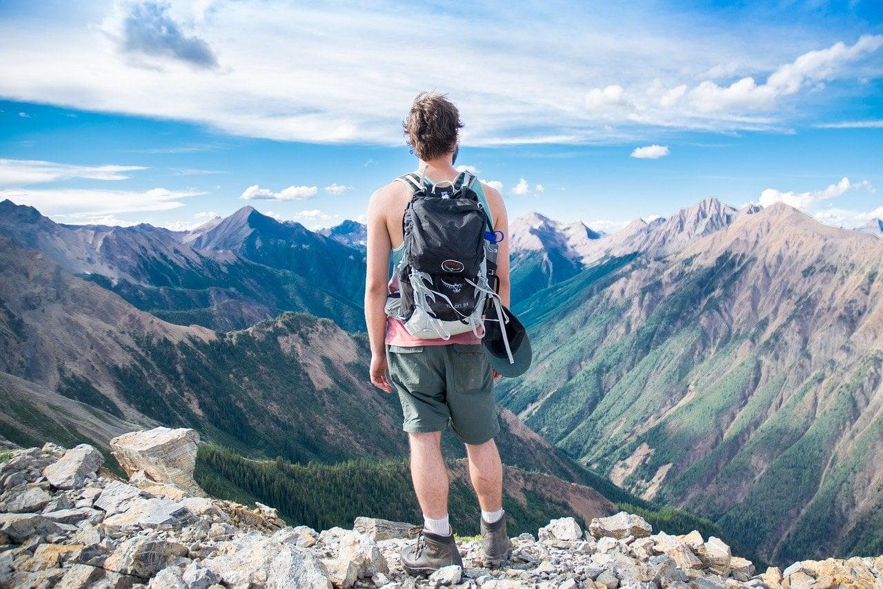 Randonner en altitude