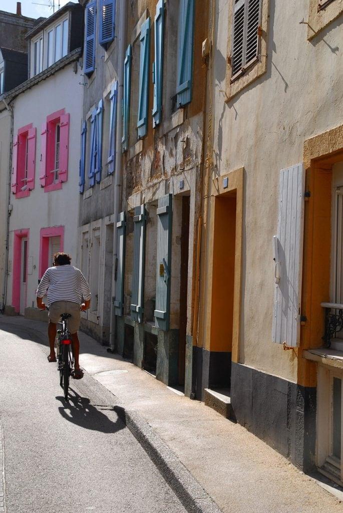 Bike ride in Brittany