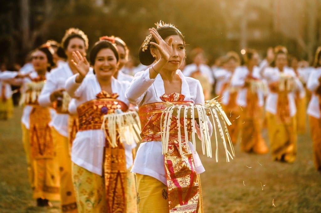 Traditional Balinese dances