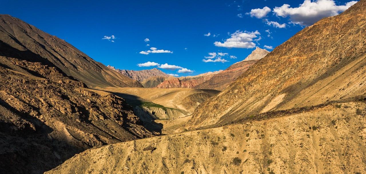 Trek dans les montagnes du Ladakh